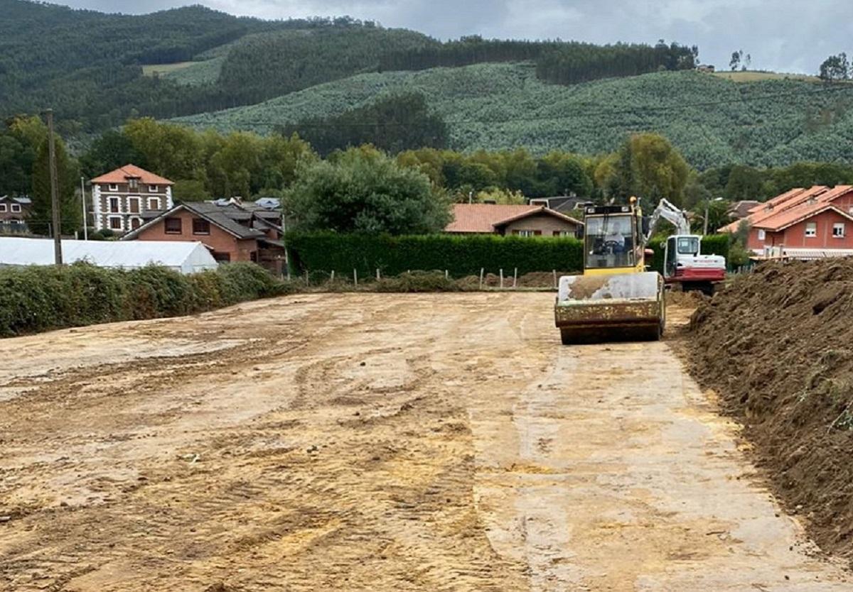 Area autocaravanas guriezo