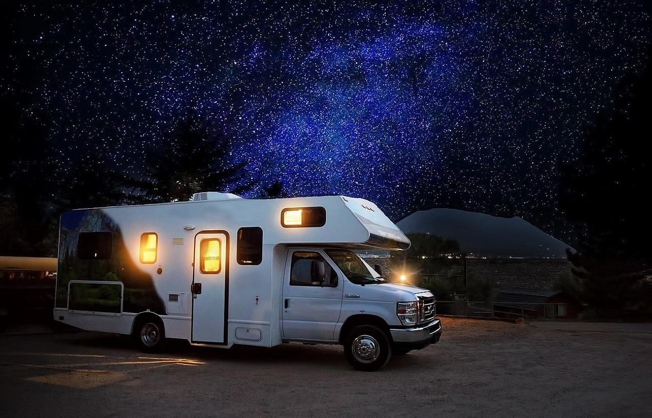 Astroturismo Autocarvana